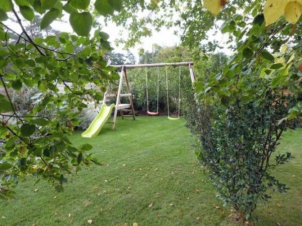 14 Childens Swings And Slide