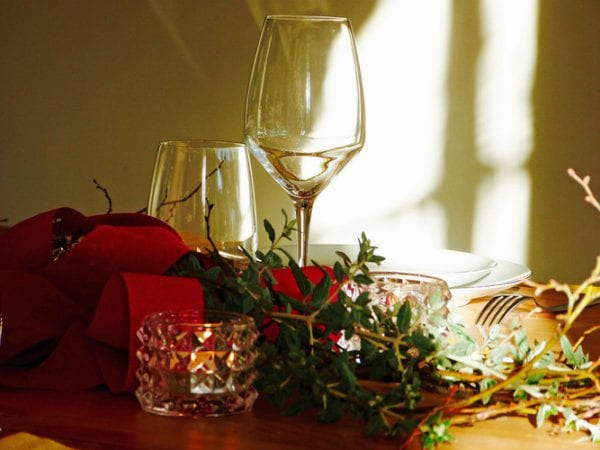 40 Christmas Table