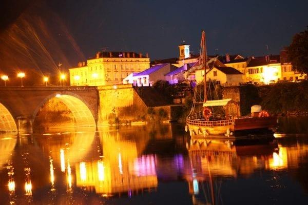 Bergerac by night