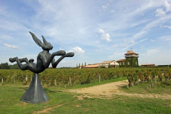 The Local Vineyard, Château Smith Haut Lafitte, Grand Cru. Stunning Restaurant And Fantastic Spa