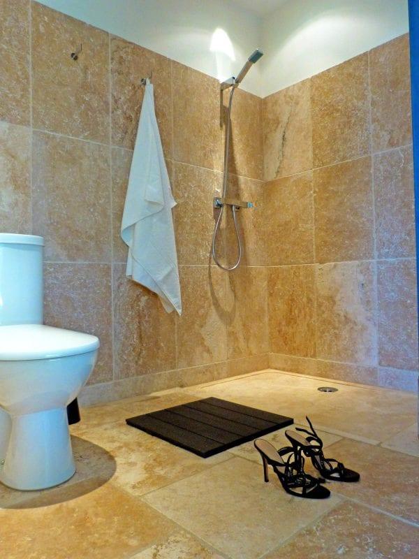 Wet Room Shower Bedroom 2