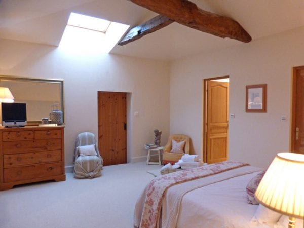 Upper floor Double Room