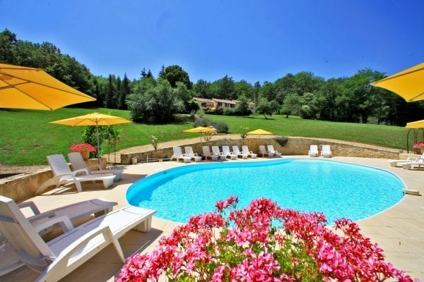 Beautiful shared 13m x 6m heated pool