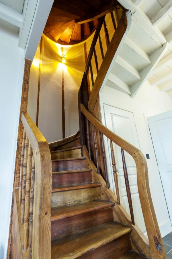Beautiful original staircase