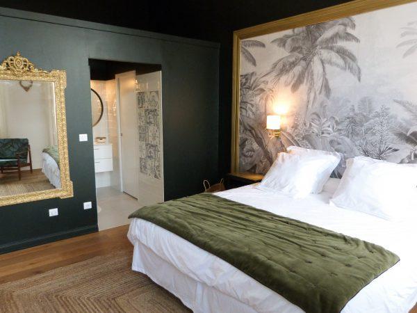 Bedroom 2, Albane. A calming room.