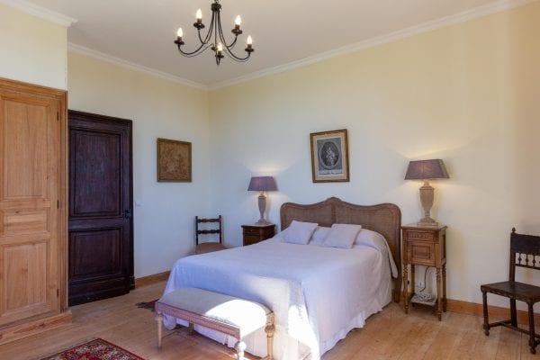 Bedroom 2, dual aspect windows