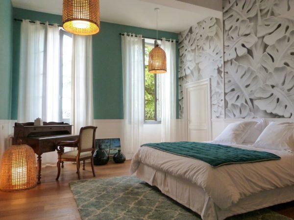 Bedroom 3. Chambre Albatre.