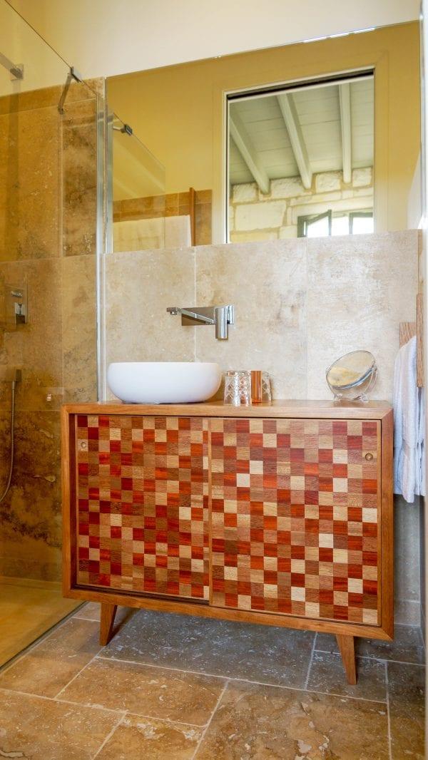 Bedroom 5 shower room