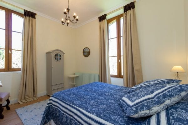 Bedroom 5 with twin aspect windows