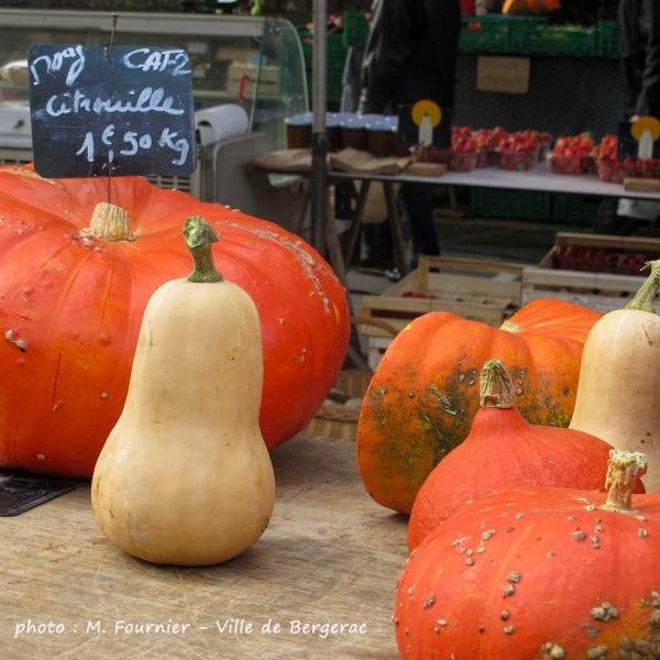 Bergerac marché