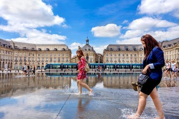 Bordeaux is a fun city full of surprises