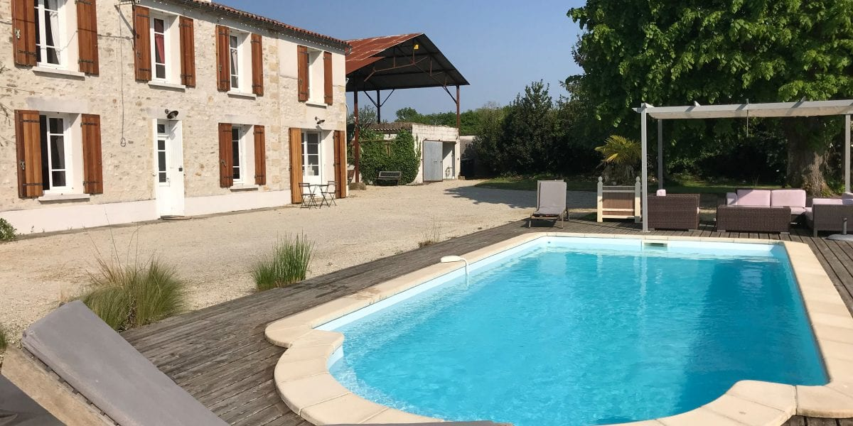 Dog Friendly Villa France With Pool