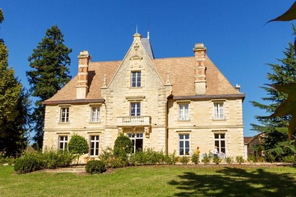 Chateau La Grave Bechade Beautiful holiday accommodation in south west France