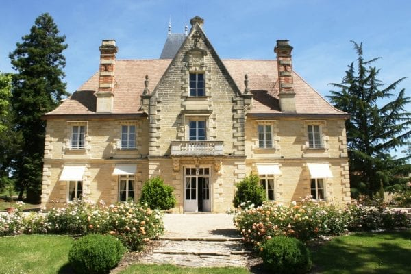 Chateau La Grave Bechade, a taste of French aristocracy