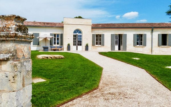 Chateau Vrai Canon Bouche luxury holiday home