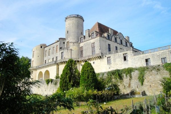Visit the Chateau at Duras