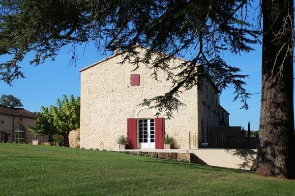 La Grange exterior