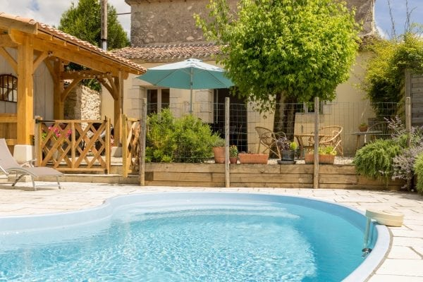 Pool Dog Friendly Walk To Restaurants France Holiday Cottages And Villas