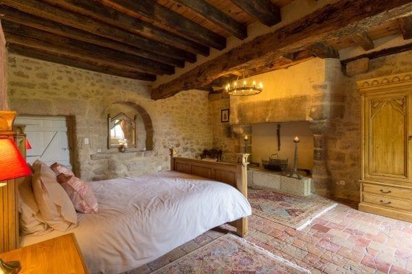 Mediaeval room