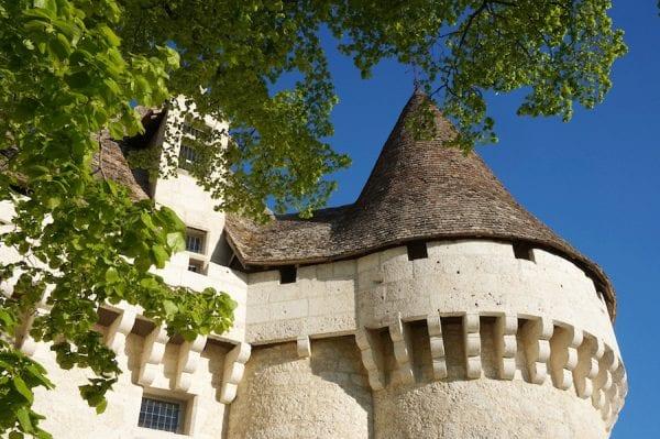 Monbazillac chateau