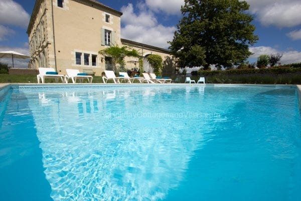 Private secure fenced and gated luxury heated pool