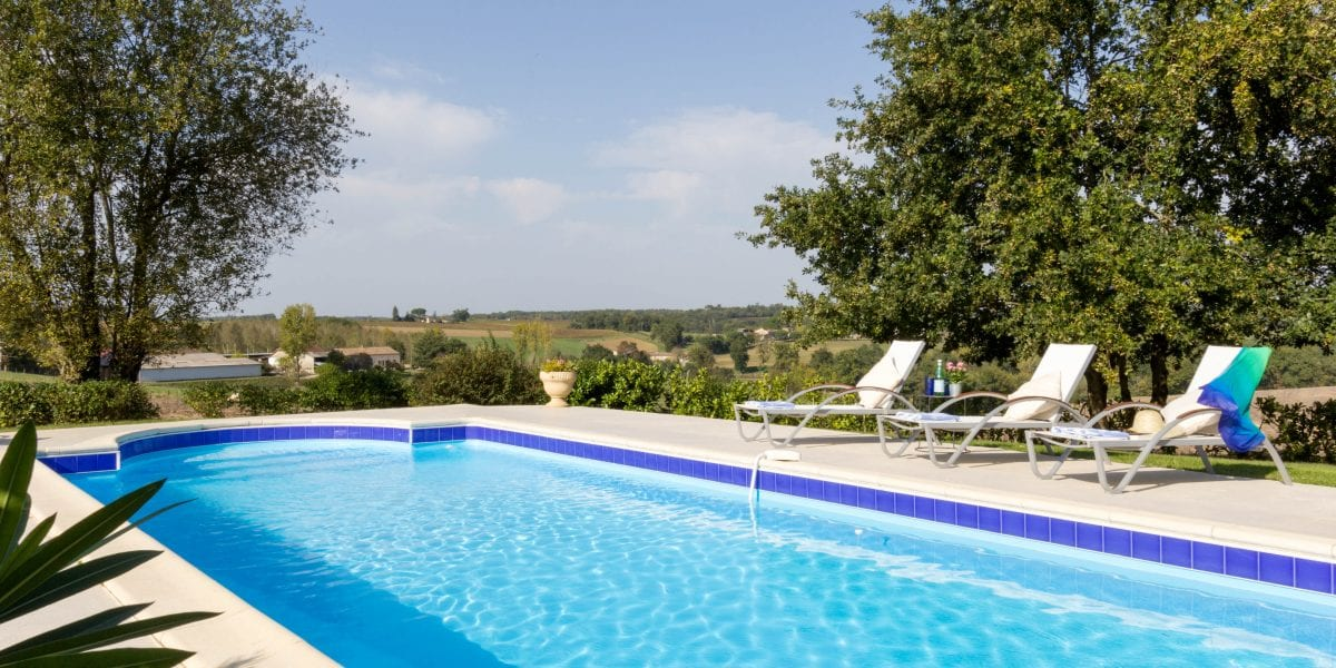 Beautiful holiday home with panoramic rural views