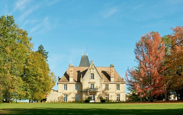 The Chateau in Autumn