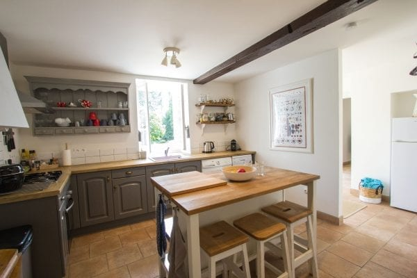Tilleul cottage kitchen