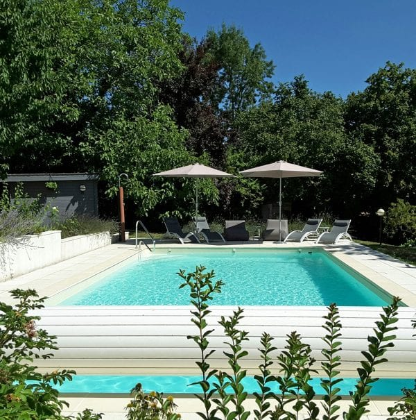 Les Tulipiers private pool