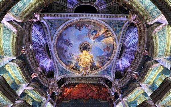Visit the world famous Grand Theatre in Bordeaux