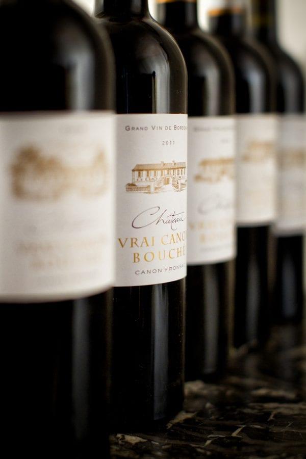 Vrai Canon Bouche vin