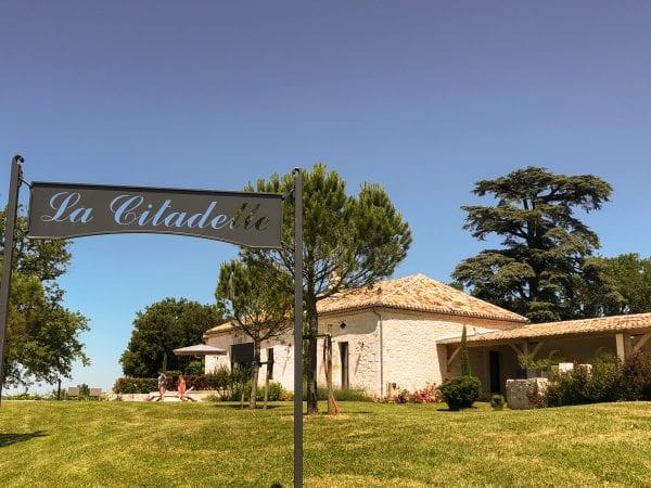 Welcome to La Citadelle villa at Chateau Picon